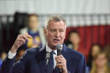 NYC Mayor Bill de Blasio Signs Website Translation Bill Into Law