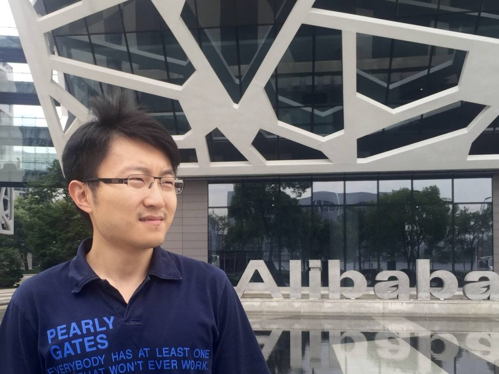Eric Liu on the Launch of Alibaba Language Services