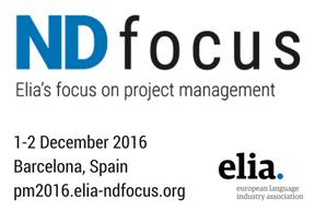 Elia ND Focus 2016