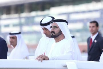 Dubai's Ruler Launches Major Translation Project