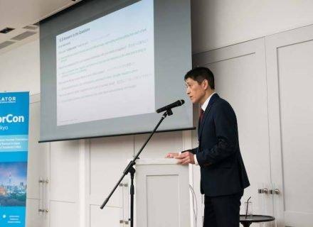 Eiji Sano – Director, SAP Language Services Japan, SAP at SlatorCon Tokyo 2018