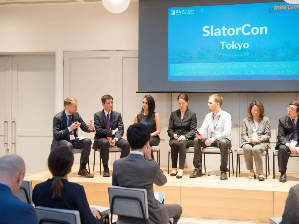 Slator Goes Big in Japan with Inaugural SlatorCon Tokyo (Photo Gallery)