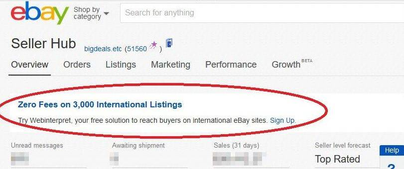 Ebay Apologizes Over Webinterpret Localization Glitch Slator