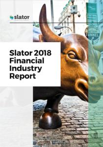 Slator 2018 Financial Industry Report