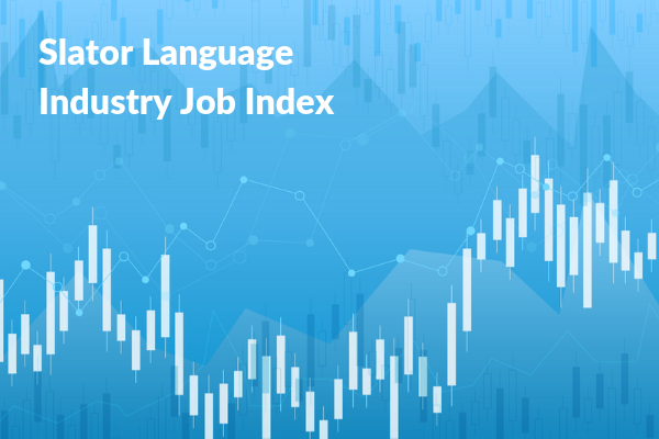 Slator Language Industry Job Index (LIJI) Drops Slightly in September 2018