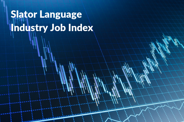 Slator Language Industry Jobs Index (LIJI) Dips Slightly in November 2018