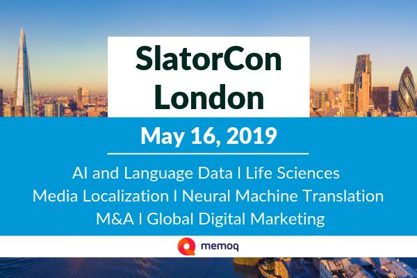 SlatorCon London 2019