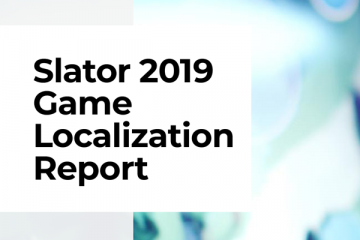 Slator 2019 Game Localization Report