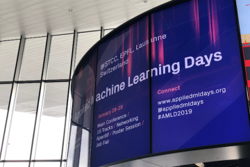 How Language Featured at the 2019 Applied Machine Learning Days