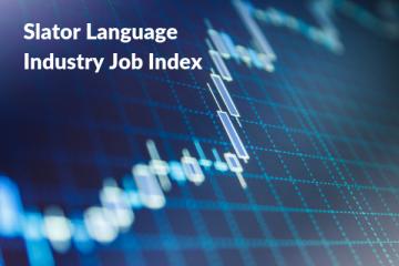 Slator Jobs Index Continues Upward Trajectory in April 2019