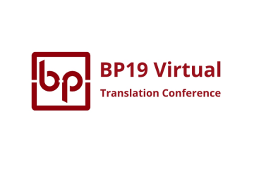 BP19 Virtual Translation Conference Starts Soon
