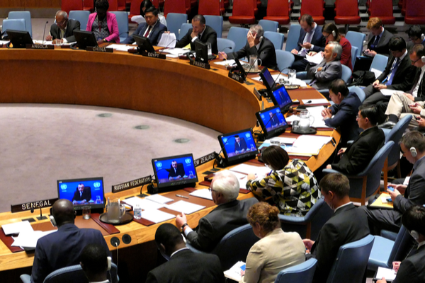 United Nations Searches for a New Chief Interpreter
