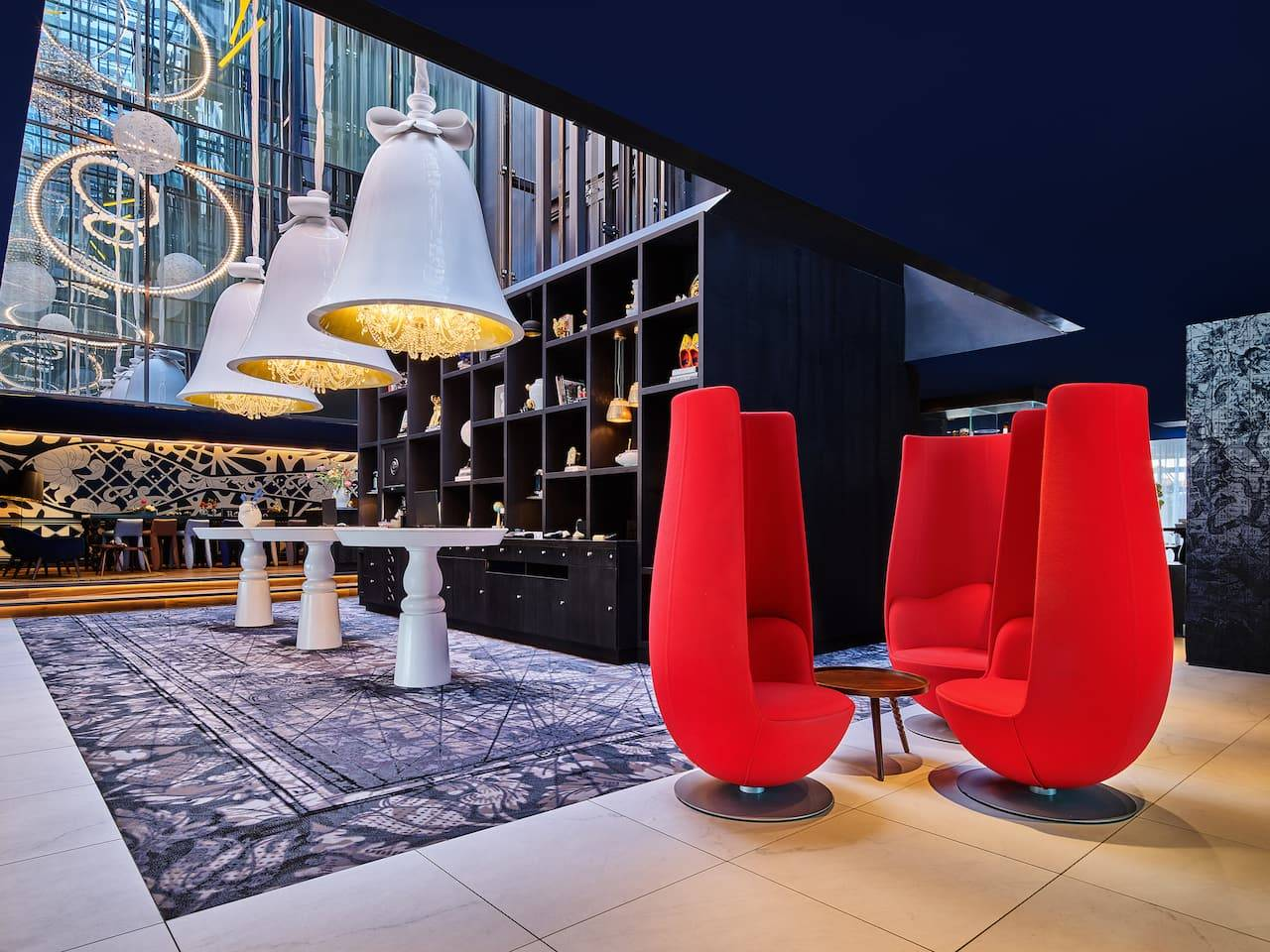 SlatorCon London 2020 venue Andaz London Liverpool Street