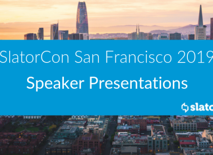 SlatorCon San Francisco 2019 Speaker Presentations