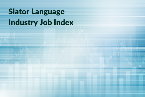 Slator Job Index Continues to Inch Upward in September 2019