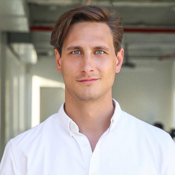 i5Invest head of Localization Patrick Prokesch