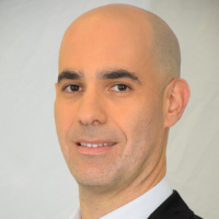 Yaron Kaufman, Co-founder and Chief Marketing Officer of One Hour Translation at SlatorCon Amsterdam 2019