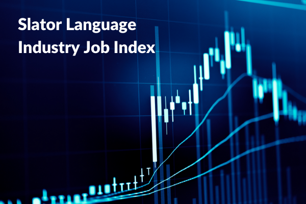 Slator Job Index Edges Down Slightly in January 2020