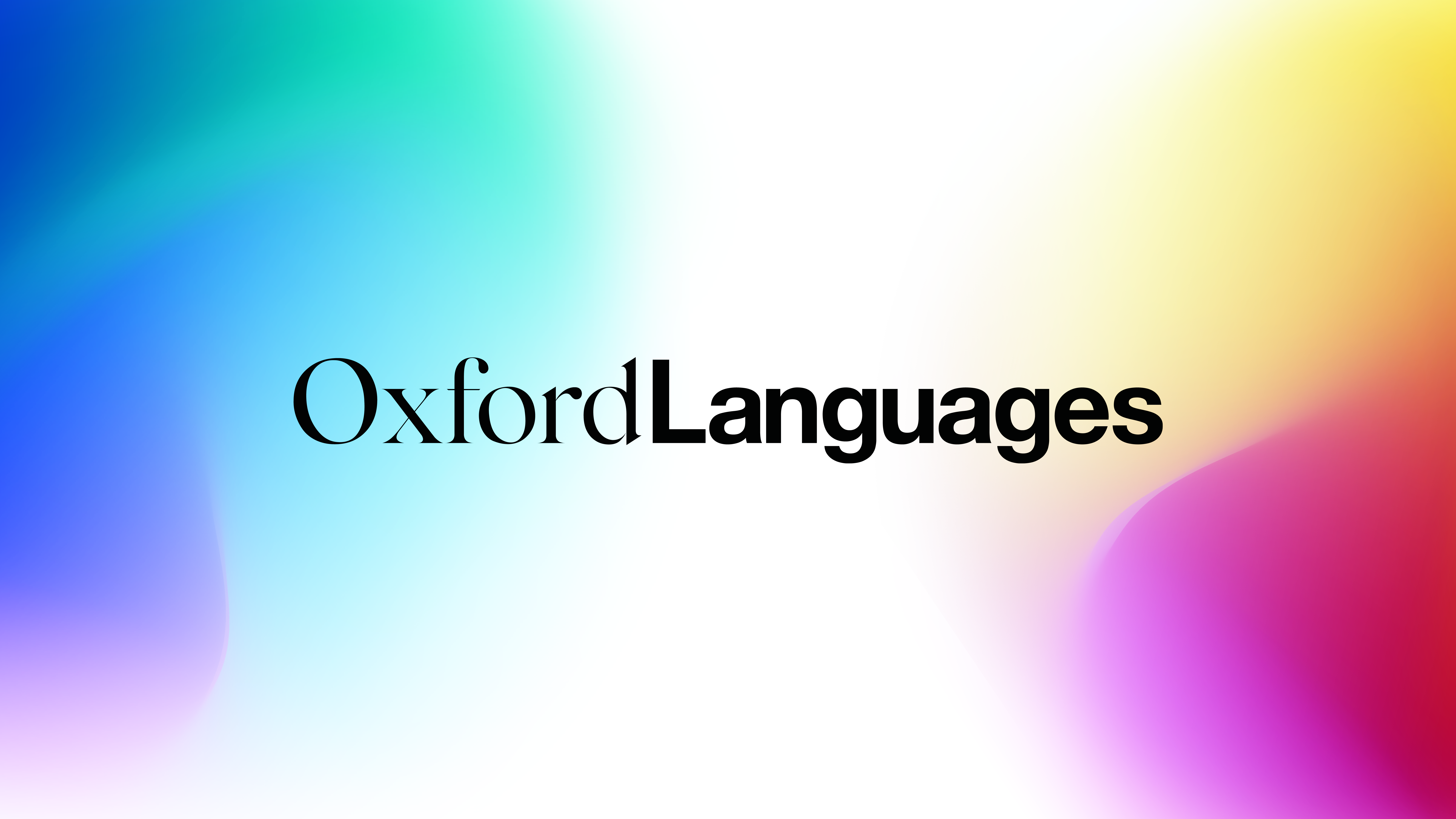 Oxford Languages