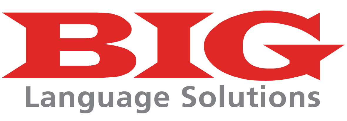 BIG Language Solutions Logo