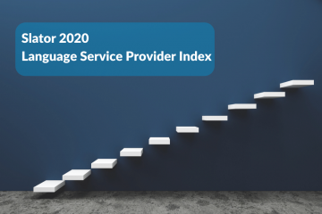 The Slator 2020 Language Service Provider Index