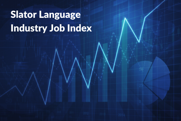 Slator Job Index Rebounds in February 2020, Hits Record High