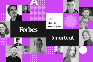 Forbes Names Smartcat Among America's Best Startup Employers for 2020