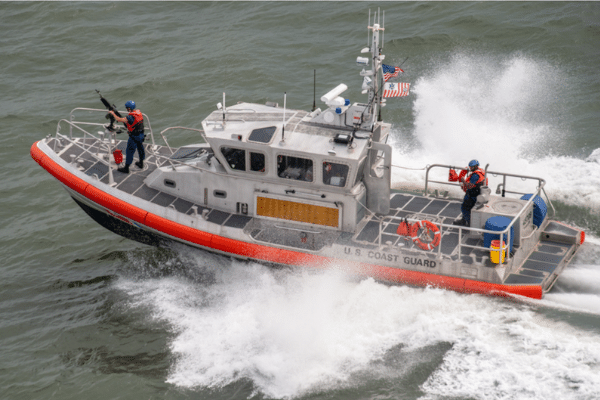 US Coast Guard Opens RFP to Replace 'Human Translator' with 'Portable Translator'