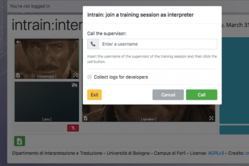 InTrain: University of Bologna Launches Open Source RSI Training Platform