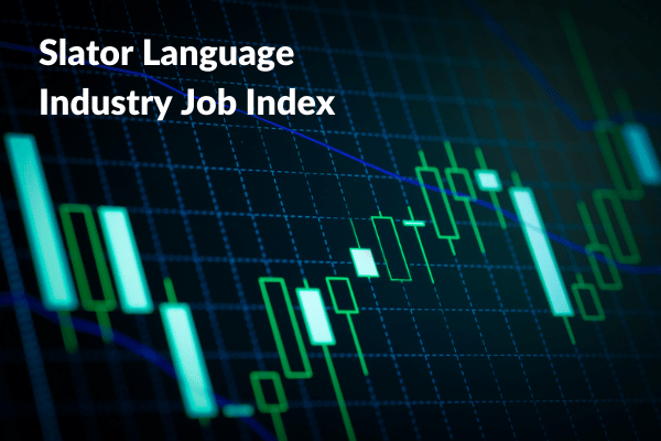Slator Job Index Edges Up Slightly in March 2020