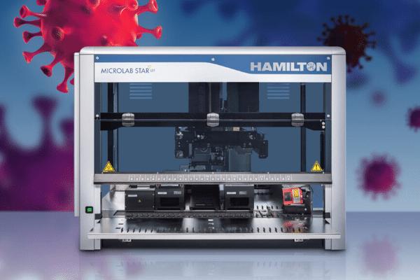 Inside Localization at Hamilton, Maker of Coronavirus Testing Workstations