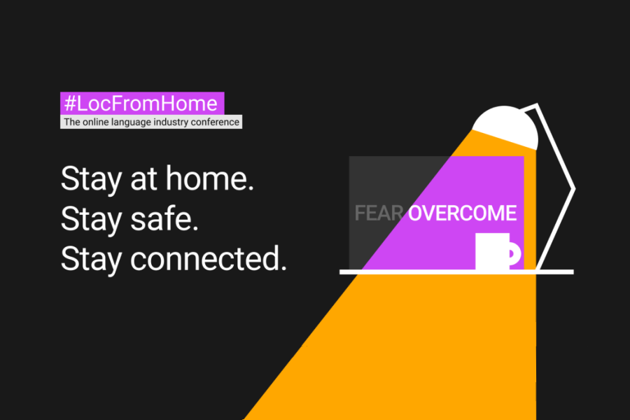 """Smartcat Announces the #LocFromHome Online Conference to """"Stay Connected While Staying at Home"""""""