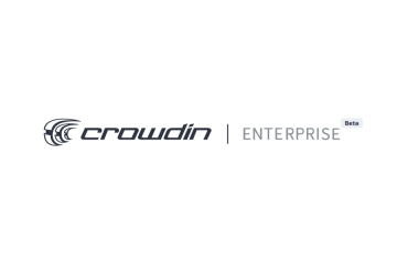 Introducing New Translation Management Solution – Crowdin Enterprise