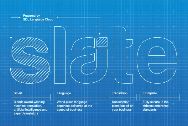 SDL Slate logo