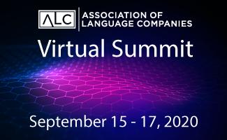 ALC Virtual Summit September 15-17, 2020