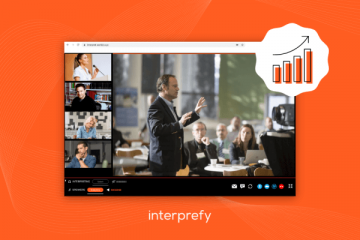 Remote Interpretation Technology Provider Interprefy Witnesses Exponential Growth During Global Lockdown