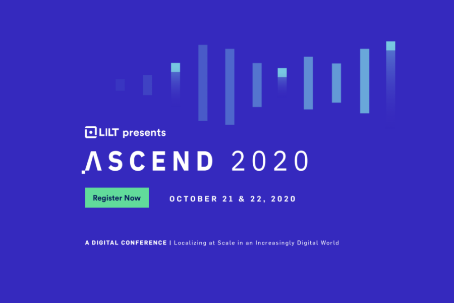 Lilt Announces Lilt Ascend 2020, A Digital Conference on October 21-22