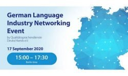 German Language Industry Networking Event