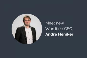 Wordbee Welcomes Andre Hemker As New CEO
