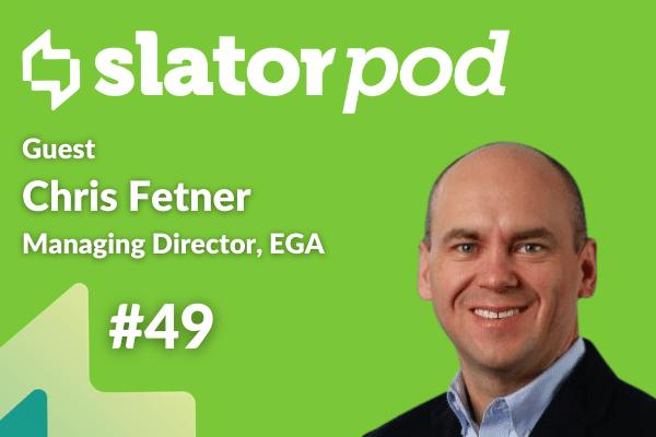 Ex Netflix Executive Chris Fetner on Media Localization and Launching EGA
