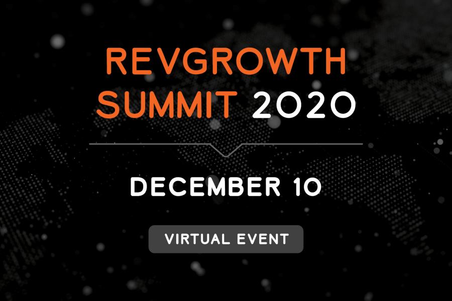RevGrowth 2020 on December 10