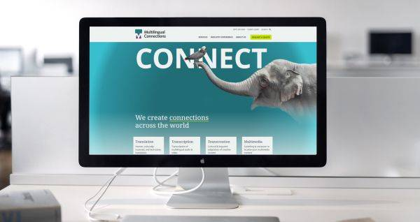 Multilingual Connections Unveils New Website and Brand Identity