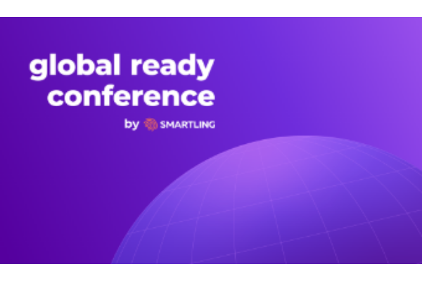 Live Stream Smartling's Global Ready Conference on April 14, 2021