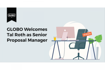 GLOBO Welcomes Tal Roth as Senior Proposal Manager