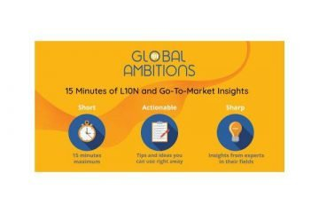 Global Ambitions Podcast Launches with Episodes of Localization and Go-to-Market Insights