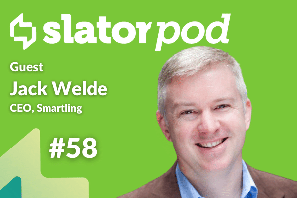 Smartling CEO Jack Welde on Embracing MT and Scaling with Customers