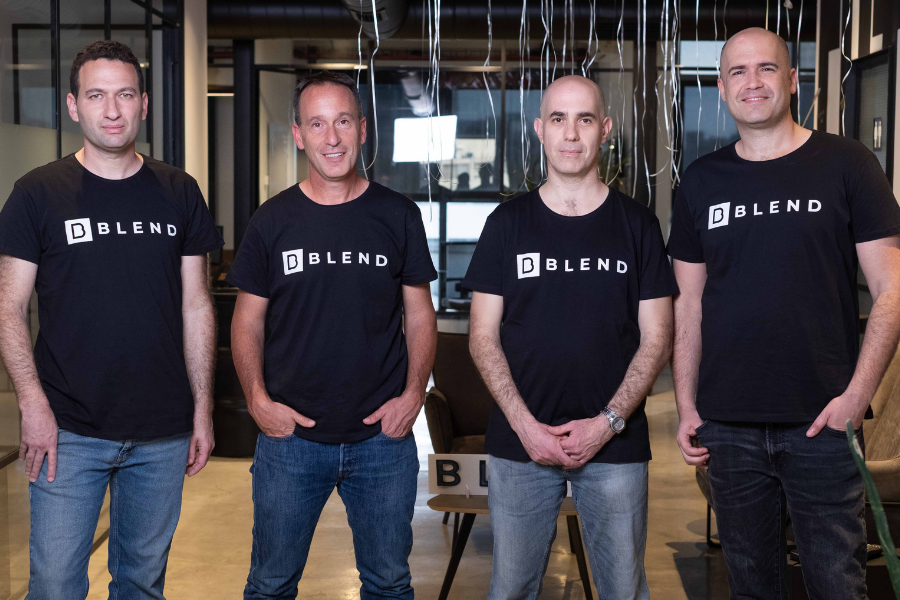 BLEND Founders and CEO Yair Tal