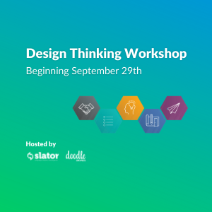 Design Thinking September 2021 | $675