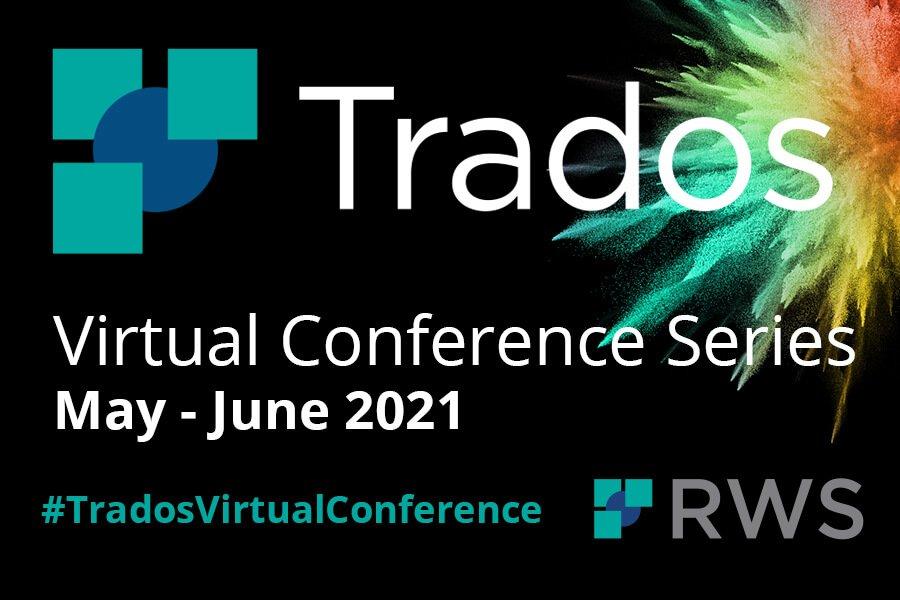 Trados Virtual Conference