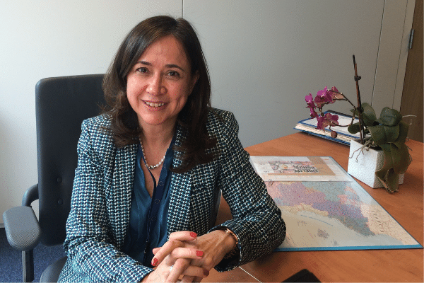 Genoveva Ruiz Calavera Is the European Commission's New Chief Interpreter